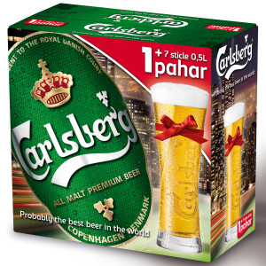 Carlsberg - Christmas Pack