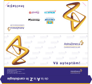 Astra Zeneca - invitation cardiology conference
