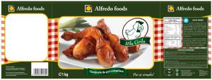 Alfredo - Chicken