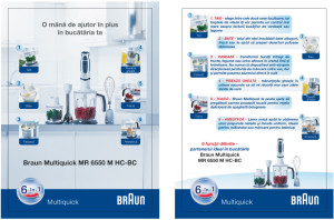 Braun - Multiquick flyer