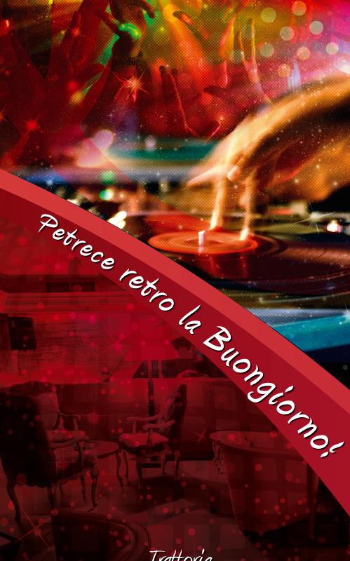 Buongiorno - Party Flyer
