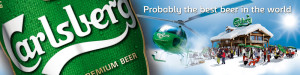 Carlsberg  - Outdoor