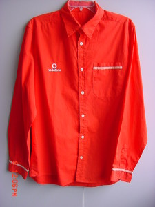 Vodafone - Shirt