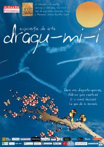 Dragu-mi-i - Exhibition poster
