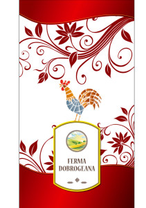Ferma Dobrogeana - whole chicken pack