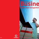 Vodafone - Business Brochure DE