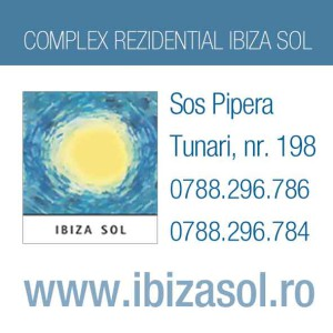 Ibiza Sol - floor sticker 3