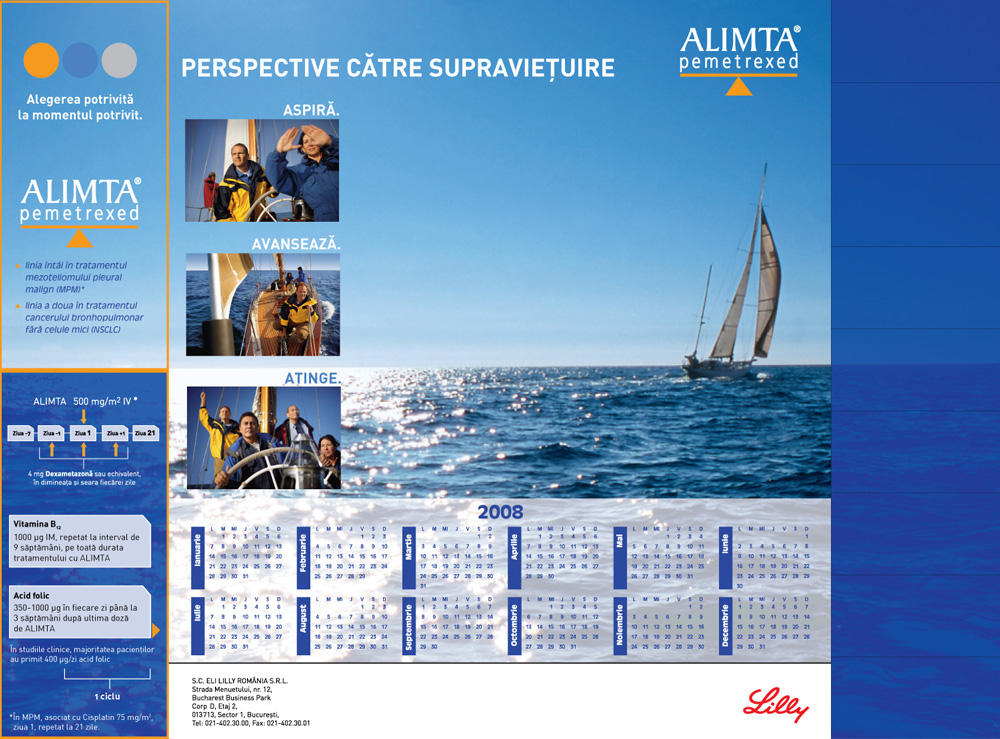 Lilly - Alimta - planner