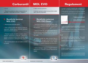MOL - EVO flyer