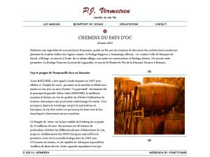 PJ Vermeiren - wine story