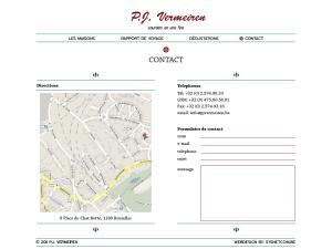 PJ Vermeiren - contact