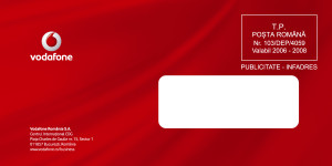 Vodafone - DL envelope
