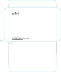 Prodigy - C5 envelope