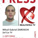 RTV - Press Card