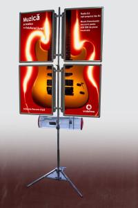 Vodafone - store - tripod music