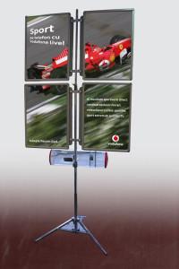 Vodafone - store - tripod sport