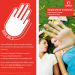Vodafone - Student GiveMe5 Flyer