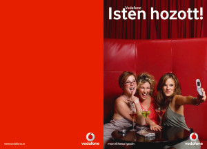 Vodafone - Welcome Kit Brochure HU