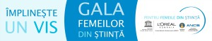 L'Oreal - Women in Science Gala - banner