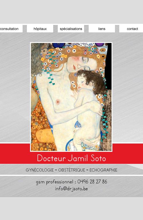Dr J Soto - home