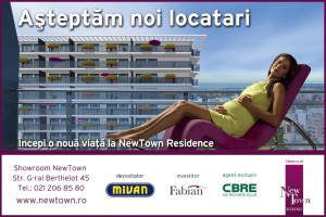 NewTown - horizontal outdoor