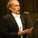 Jose Carreras, Alexandra Coman, Angel Odena and the George Enescu Philharmonic Orchestra, conductor David Gimenez